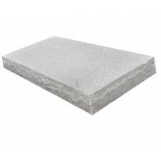 Entrésteg Rektangulär ljus granit