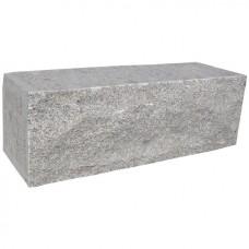 Plockmur granit dubbelsidig